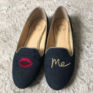 C Wonder Kiss Me loafers